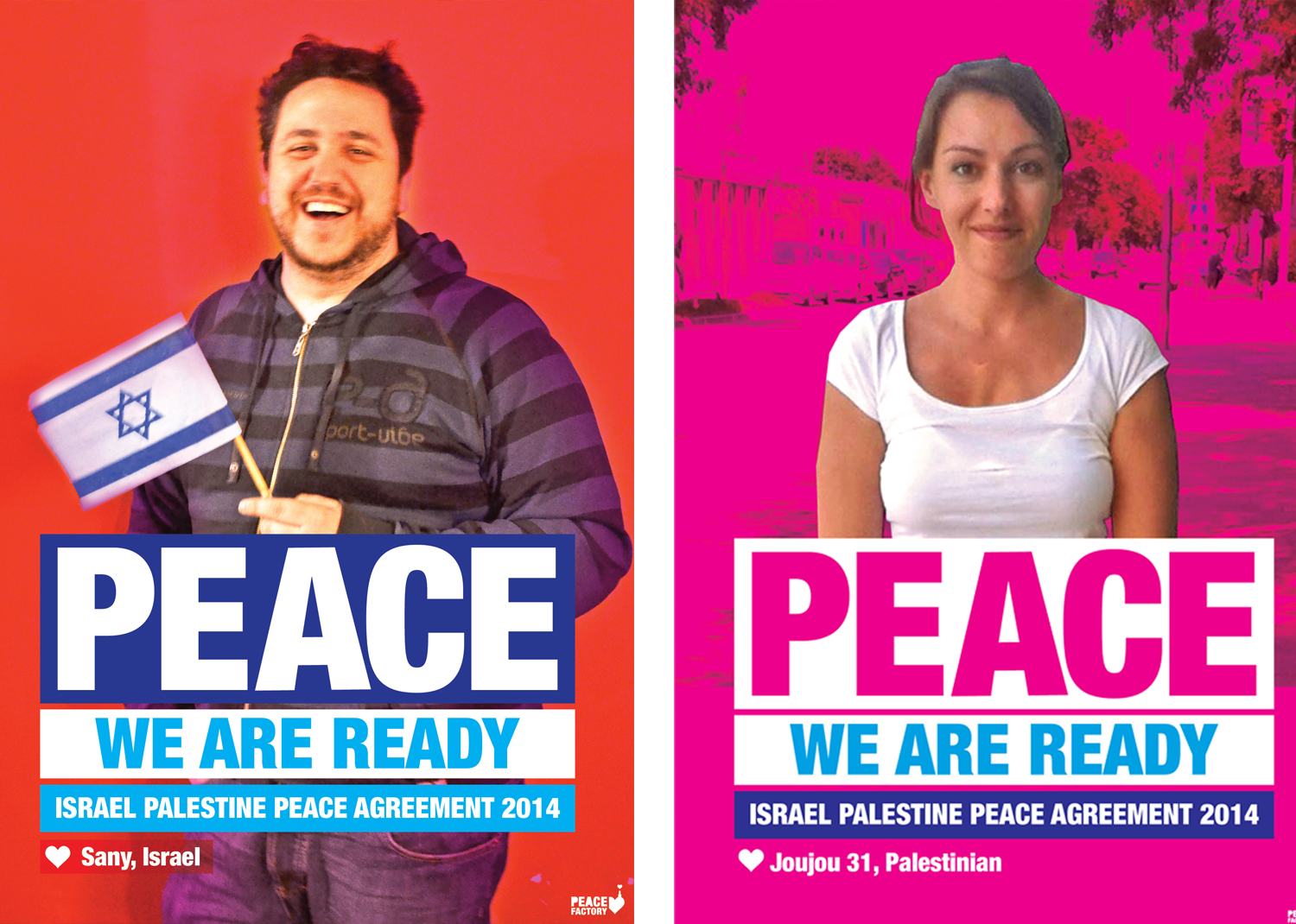 Peace We Are Ready Peacefactory
