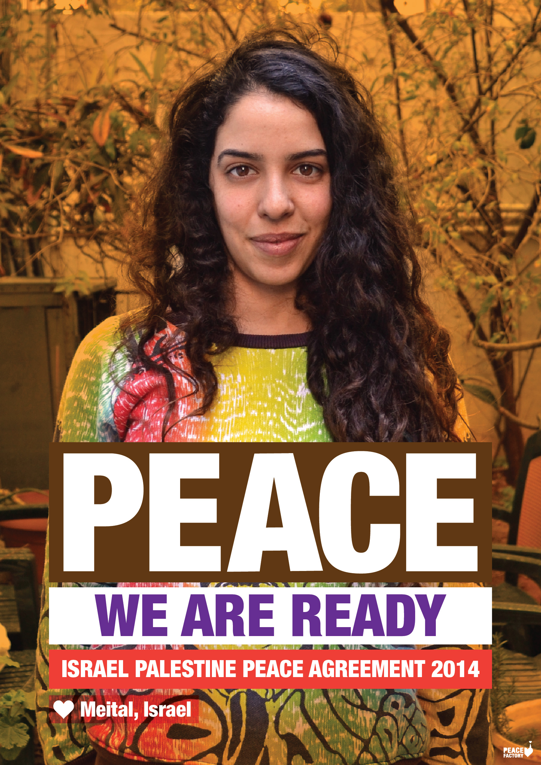 Peace We Are Ready
