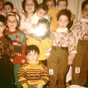 I was born and raised in the peaceful Syrian city of Aleppo.<br />