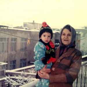 My best memories are from my grandmother. <br /> 3 years ago she passed away. <br /> We used to play and watch cartoons together...this will forever stay in my heart.