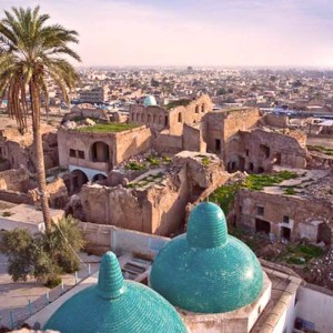 Kirkuk is a beautifully city.<br /> There are people of many different nationalities and religions in the city and it is a wonderful example of peaceful coexistence.