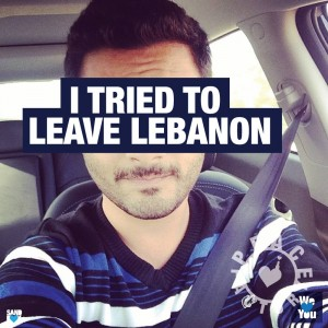 I tried to leave Lebanon 2 years ago but came back because I thought that my father would change and treat me better. He did not.<br />